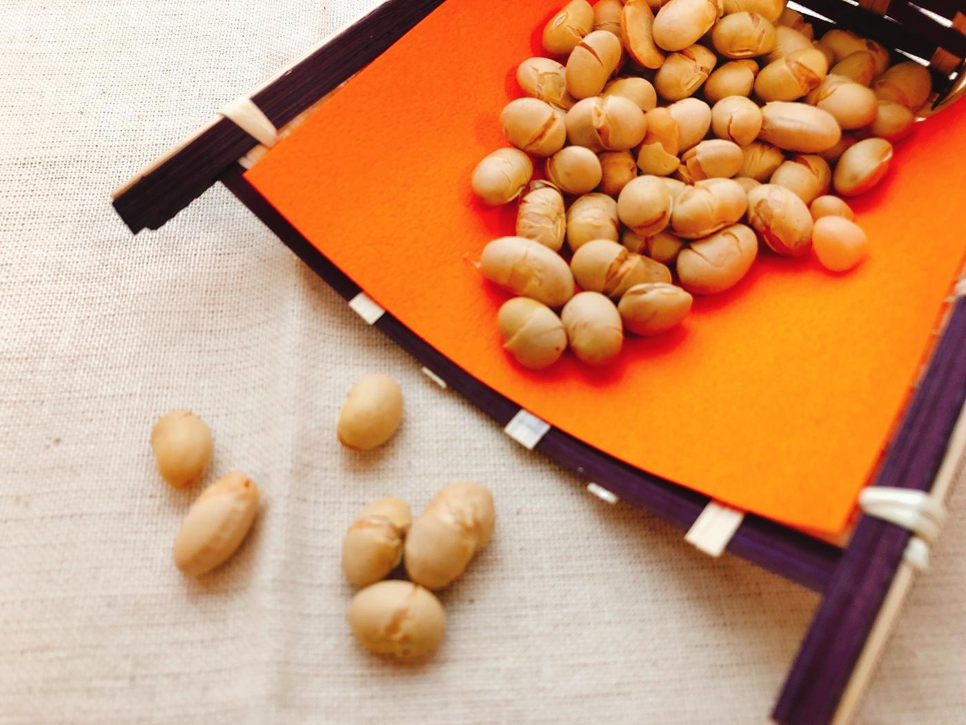 豆 レシピ 節分