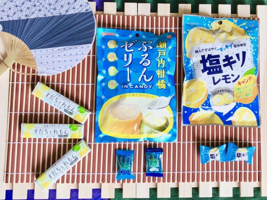 カンロ-夏飴