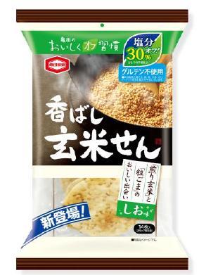 香ばし玄米せん