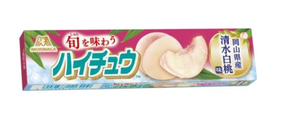 ハイチュウ清水白桃