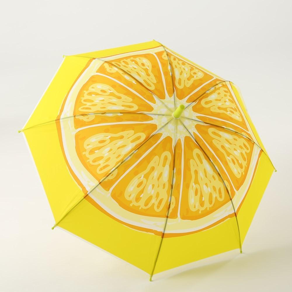 3coins-フルーツ傘-オレンジ